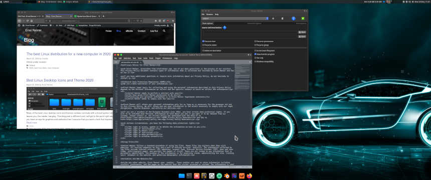 the best linux distribution for a new computer in 2020