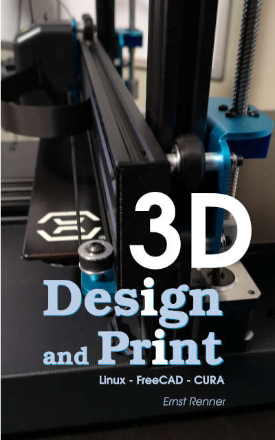 ebook cover image 3d design and print