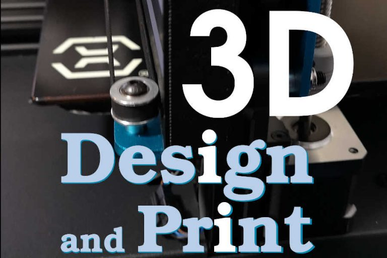 eBook Toc: 3D Design and Print