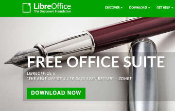 Configure Libre Office Fresh