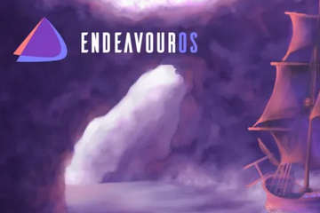 EndeavourOS Best New Linux Distro 2020