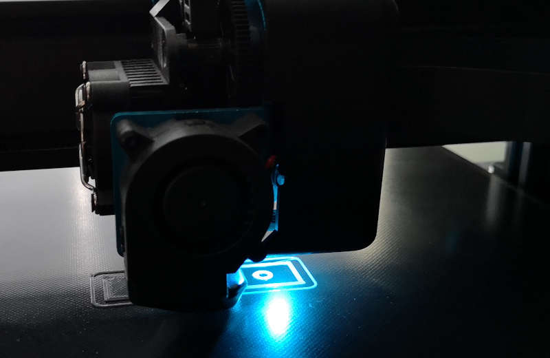 artillery sidewinder printing amazing part