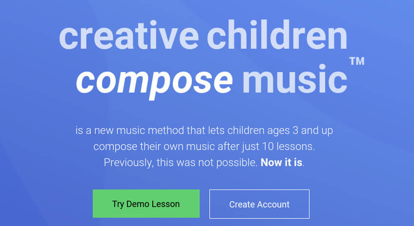 little composers website for creative children