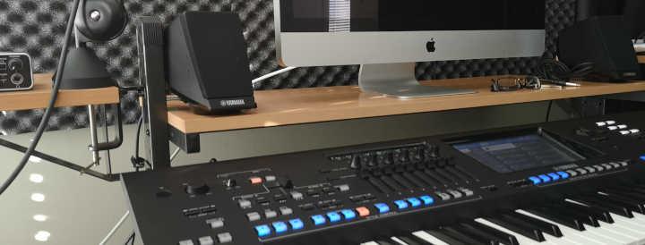 extending yamaha gns-ms01 speaker system