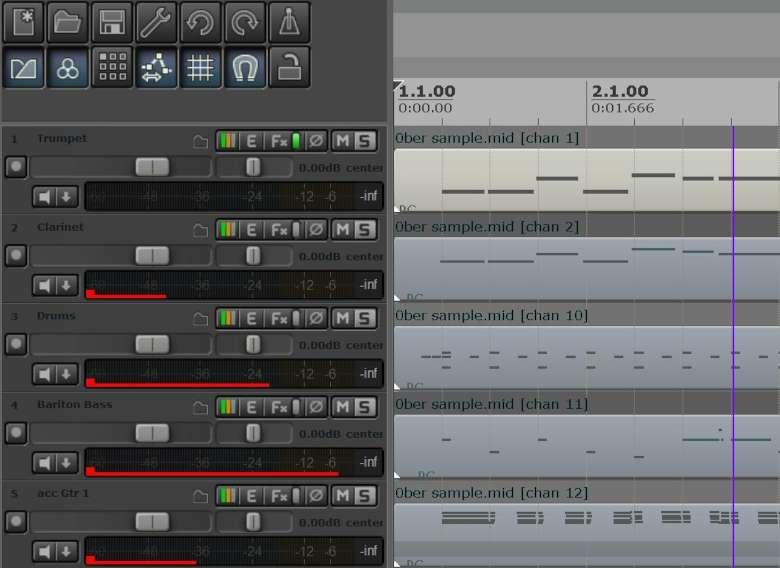 yamaha genos reaper audio setup configuration