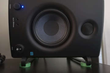 presonus eris 4.5 studio monitor review